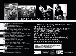 Latest spring 2013 news!