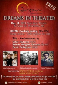 Dream Cymbal Event